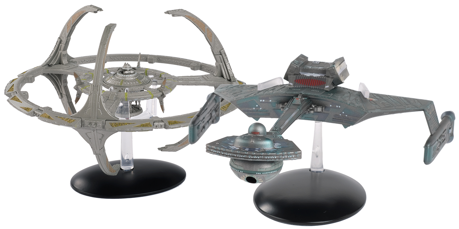 Star Trek Starships XL 17-18 First Look - Hero Collector