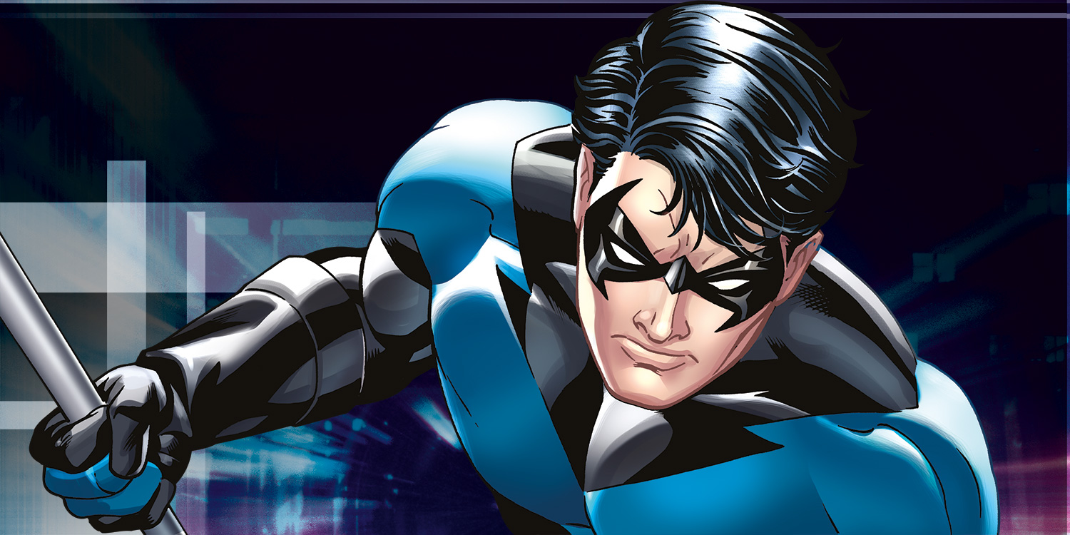 Fans Are Demanding DCs Live Action Nightwing Cast as a POC