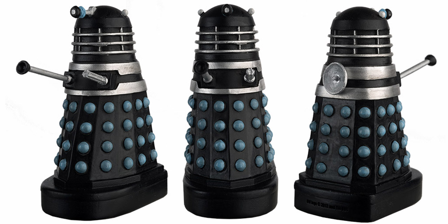Doctor who figurines 99 supreme dalek hero collector - Doctor who dalek pics ...