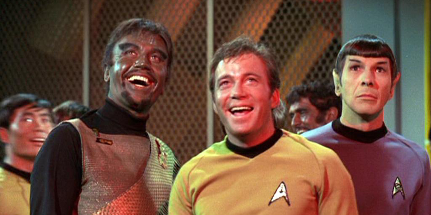 Image result for day of the dove star trek