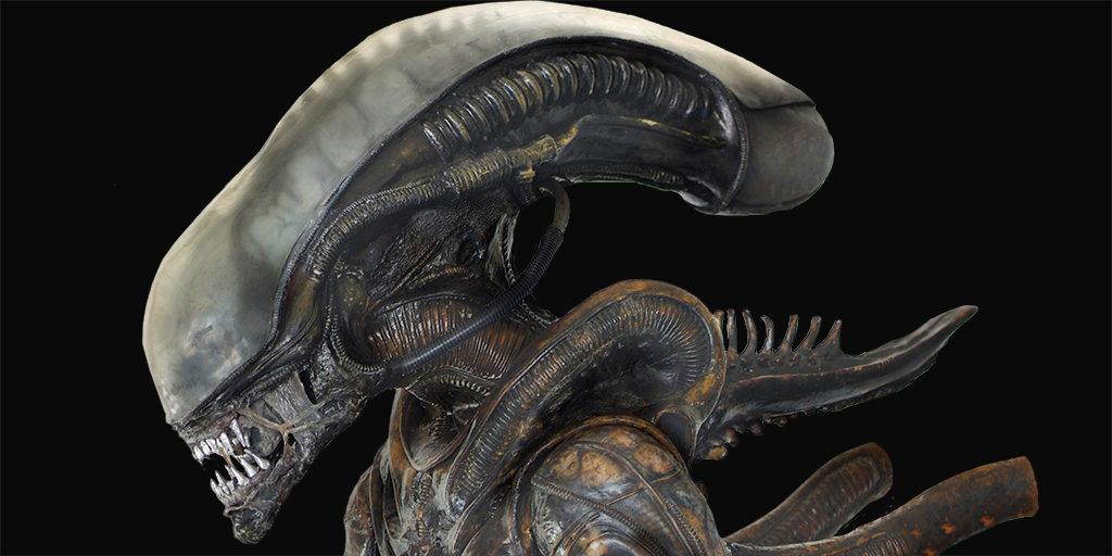 & Making the Alien: The 1979 Xenomorph - Hero Collector