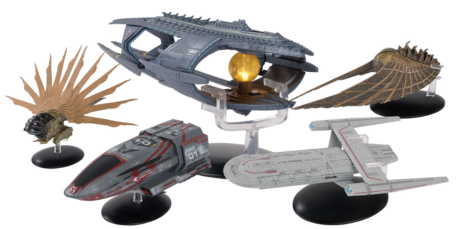 Star Trek: Discovery 18-21, Special 2 reveal - Hero Collector