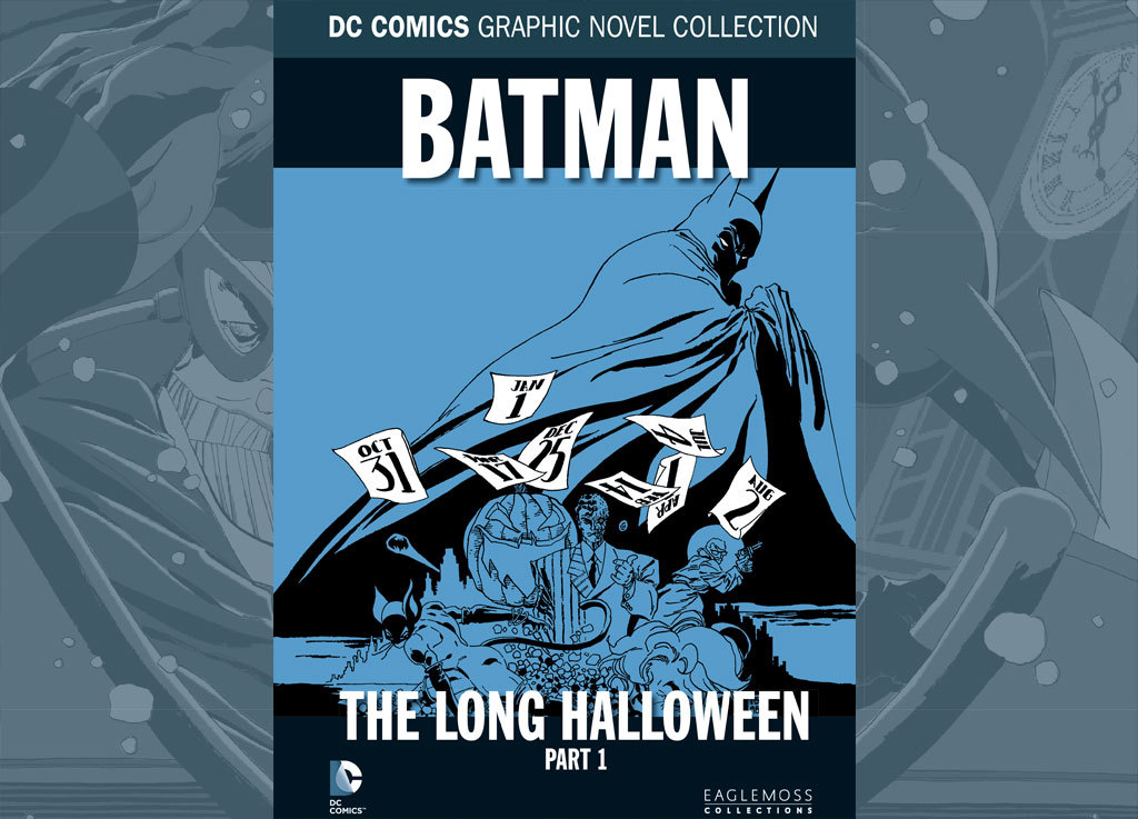 DC Comics Graphic Novels 17: Batman The Long Halloween Pt.1 - Hero ...