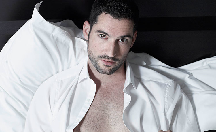 Tom Ellis is Lucifer -...