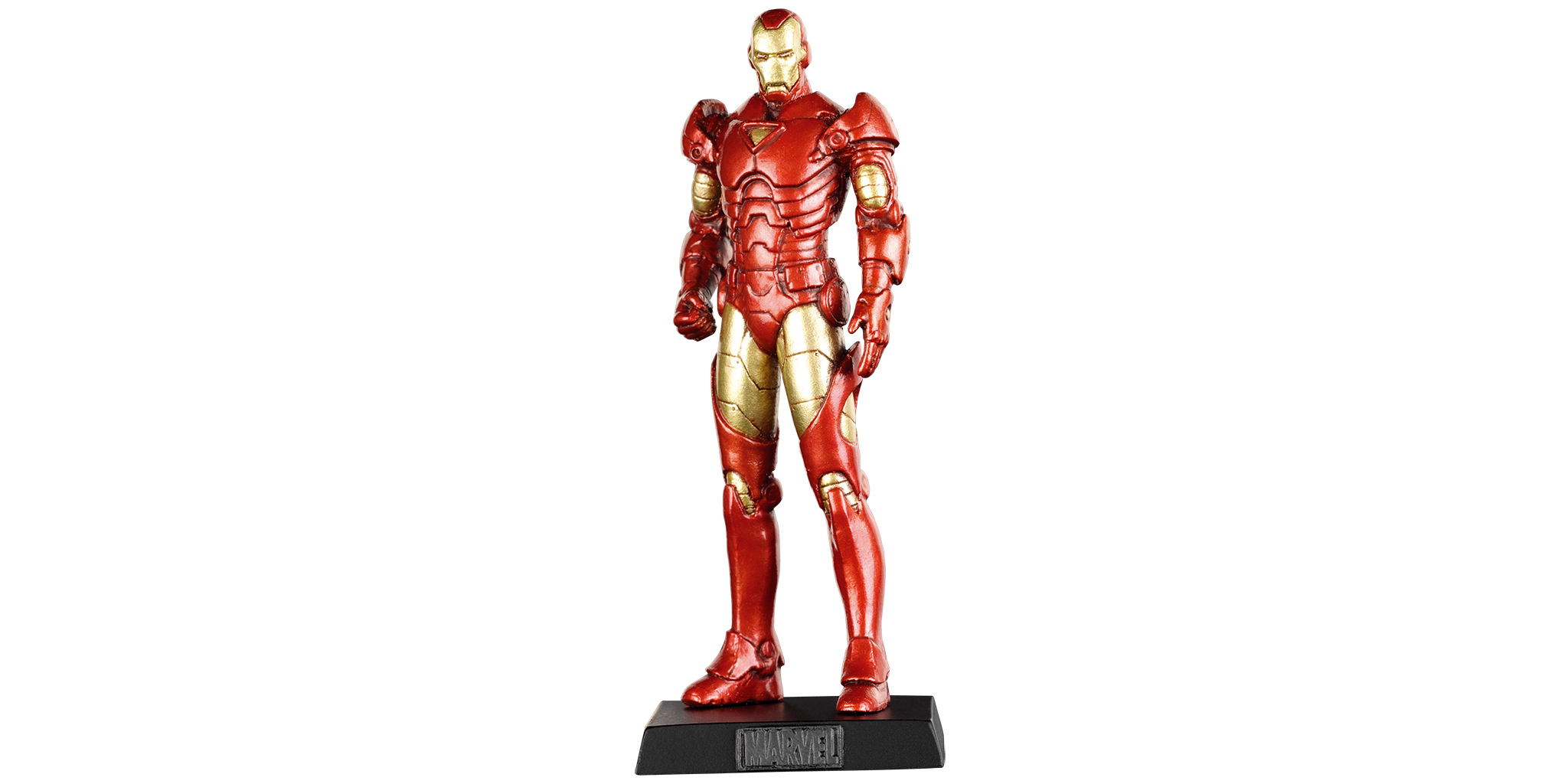 Marvel Classic Figurines 6: Iron Man preview - Hero Collector