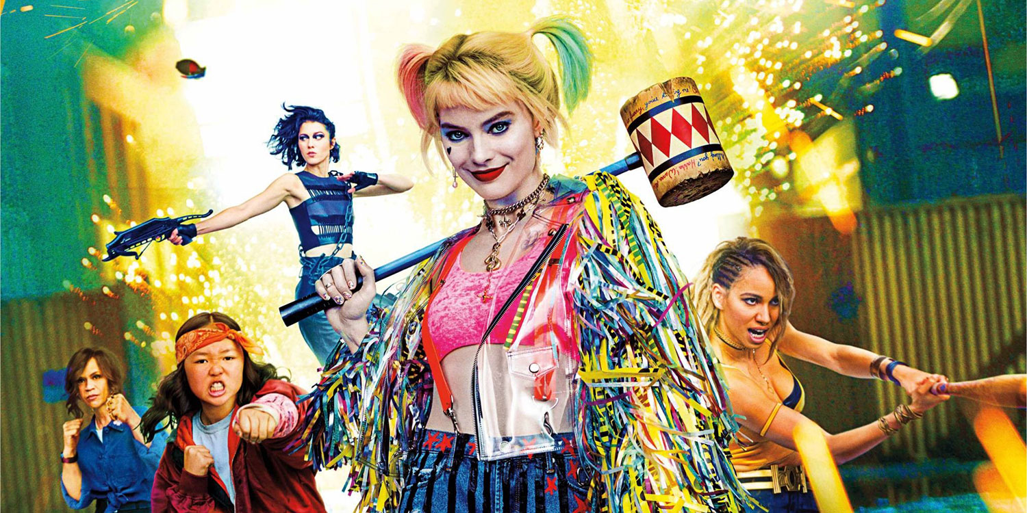 Birds Of Prey No Comic Book Movie Hero Collector