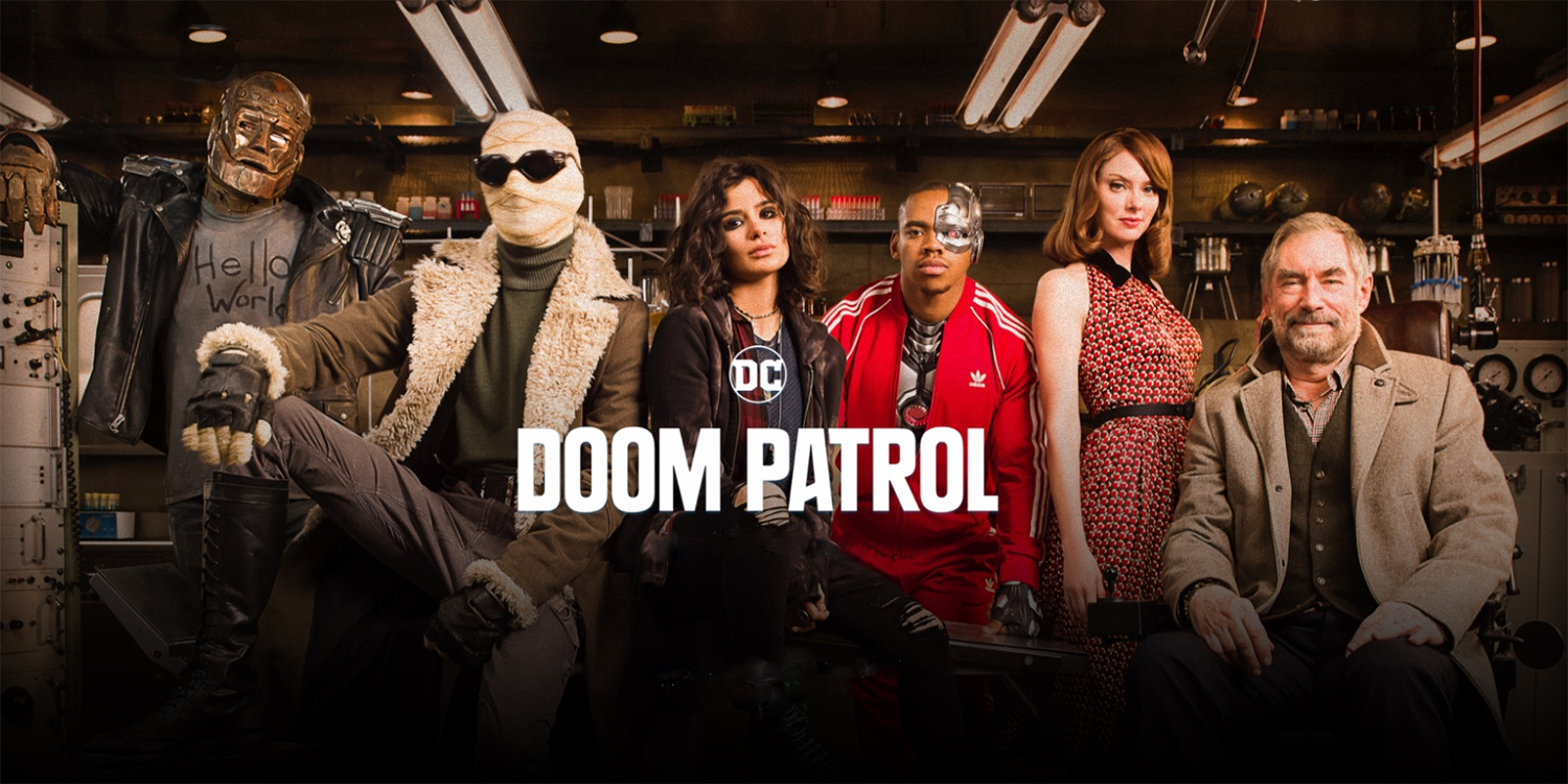 Doom Patrol: Meet the Team - Hero Collector