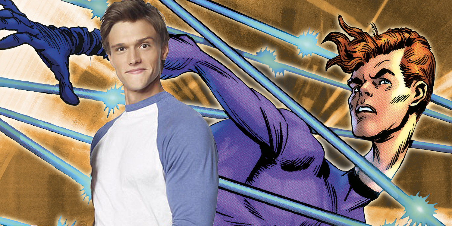 Elongated Man Joins The Flash Tv Show Hero Collector