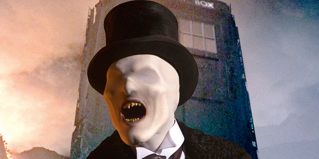 Doctor Who Making Of The Whisper Man Hero Collector