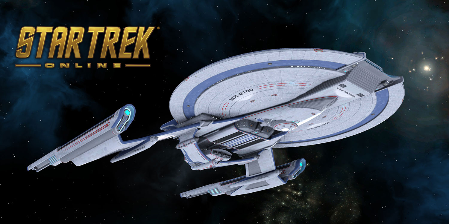 Star Trek Online Uss Georgiou Hero Collector