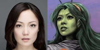 guardians of the galaxy actress