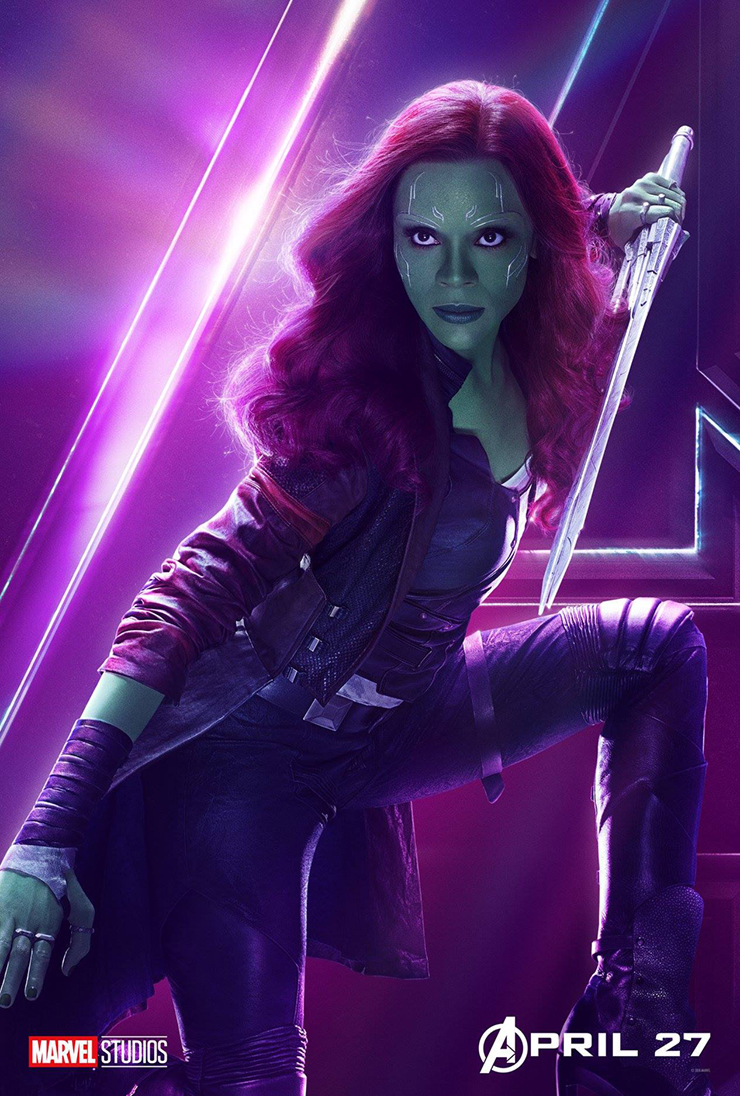 Avengers Infinity War 22 New Character Posters Hero Collector