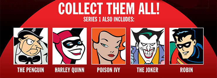 Batman: The Animated mini-series 3: Into Colour! - Hero