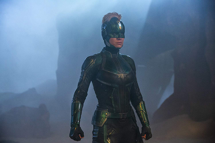Captain Marvel review - Hero Collector