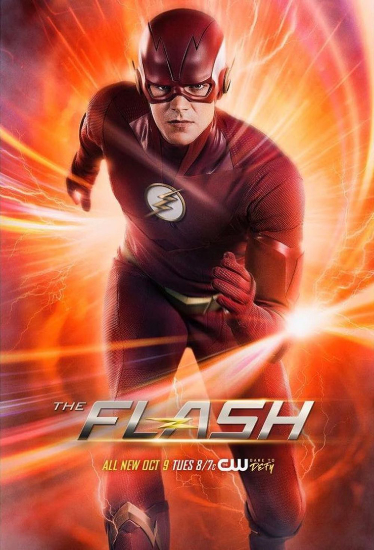 The Flash's new costume revealed - Hero Collector