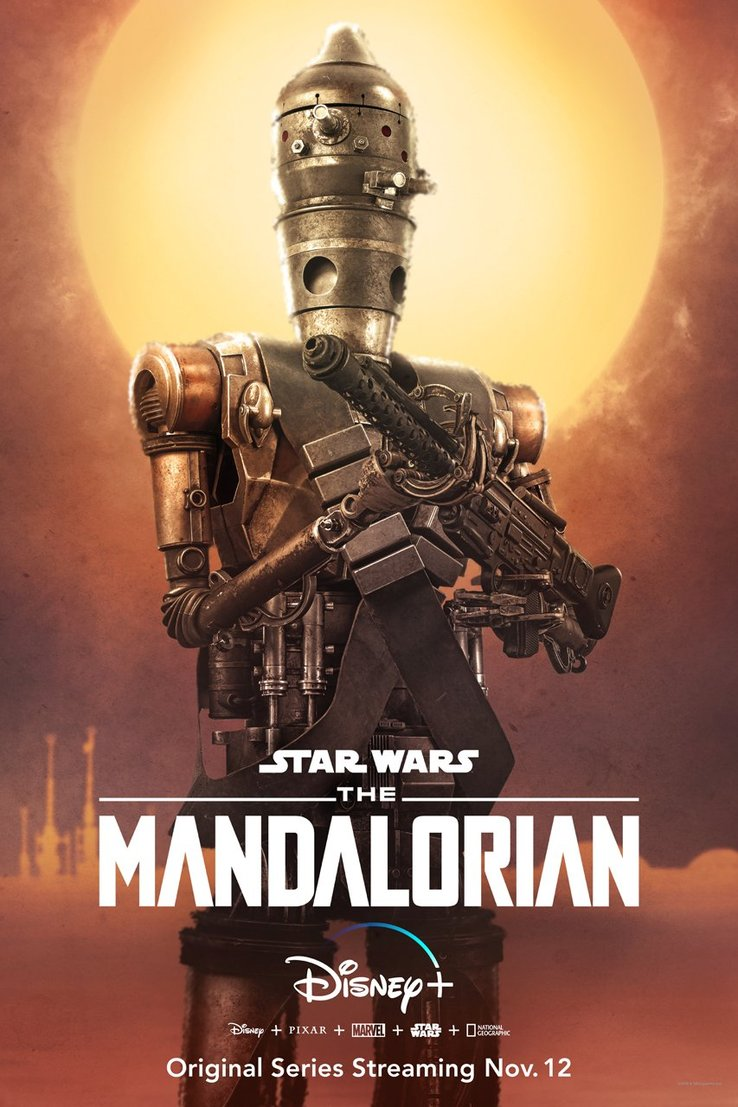 New Mandalorian trailer and posters - Hero Collector