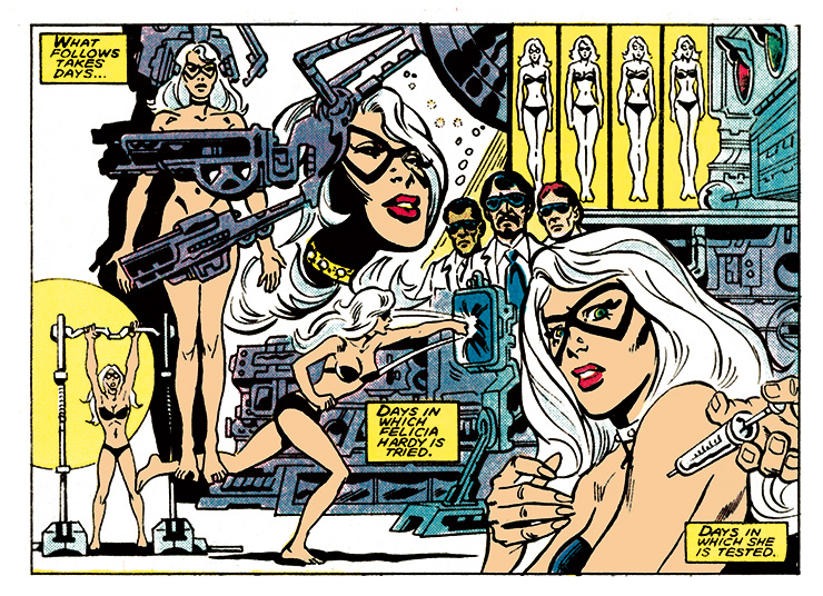Black Cat/Silver Sable movie planned - Hero Collector