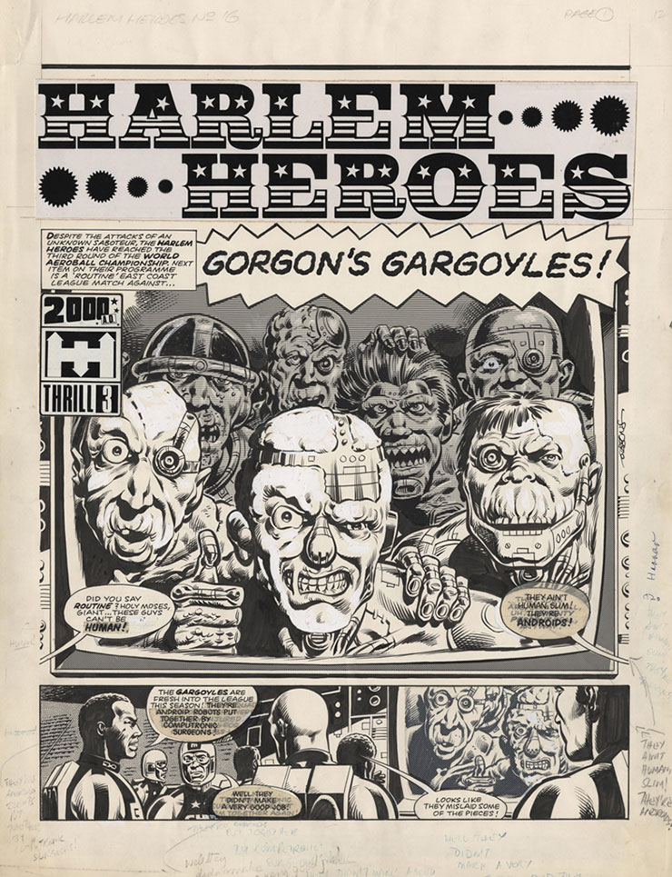 The Creators: Dave Gibbons - Hero Collector