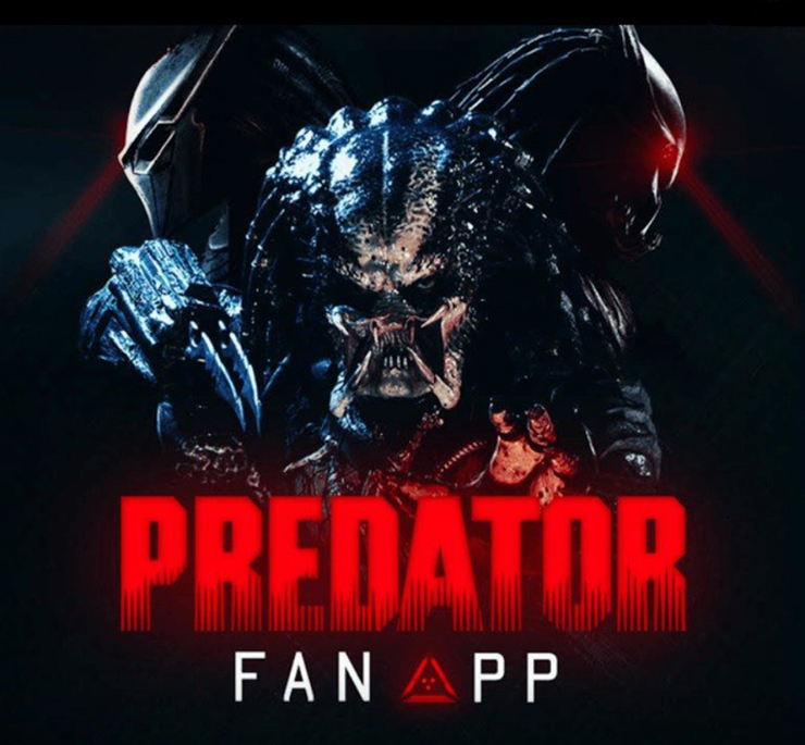 Join the hunt with Predator Fan app - Hero Collector